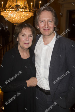 Penelope Wilton and Jonathan Church