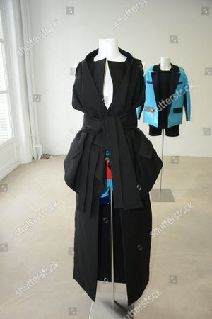 Stock Image of Rad Hourani designs