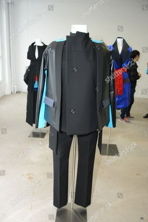 Stock Photo of Rad Hourani designs