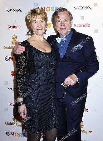 Cecilia Nilsson and Krister Henriksson