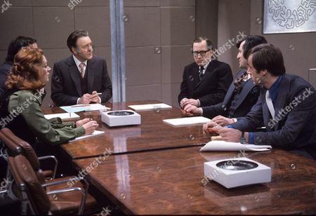 Jill Melford, Anton Rodgers, Donald Sinden, Bernard Hepton, Jon Laurimore and Peter Egan.