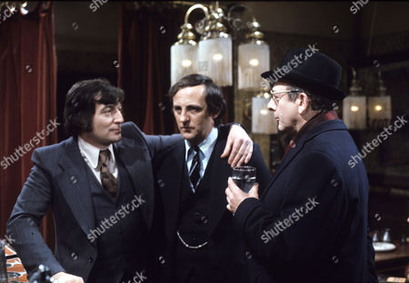 Editorial picture of 'The Organization' TV Programme. - 1972