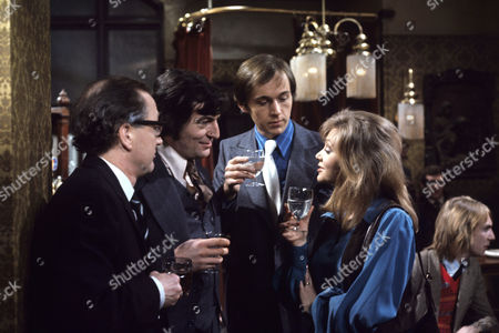Editorial photo of 'The Organization' TV Programme. - 1972