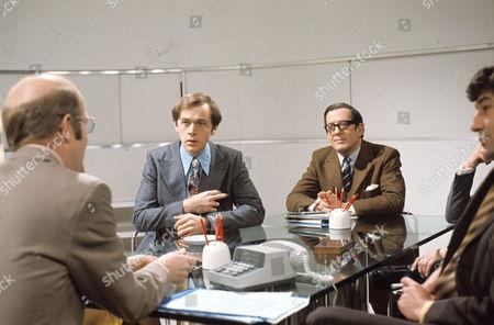 Philip Stone, Peter Egan and John Nettleton