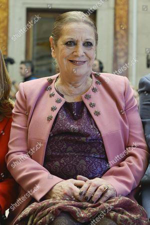 Spanish actress Terele Pavez