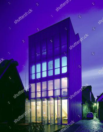 BLUE HOTEL, GRONINGEN, HOLLAND