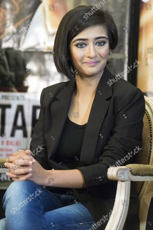 Editorial photo of 'Shamitabh' film press conference,  London, Britain - 27 Jan 2015