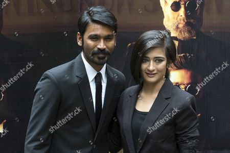 Editorial picture of 'Shamitabh' film press conference,  London, Britain - 27 Jan 2015