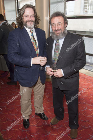 Gregory Doran and Antony Sher