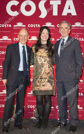 Editorial photo of Costa Book Awards, London, Britain - 27 Jan 2015