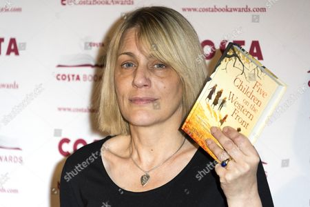 Editorial photo of Costa Book Awards, London, Britain - 27 Jan 2015