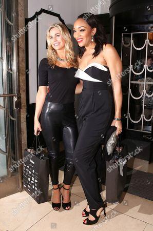 Roisin Hogan and Bianca Miller