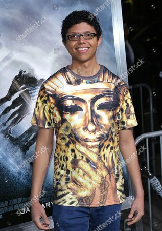 Stock Picture of Tay Zonday