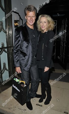 Andrew Castle and Sophia Castle