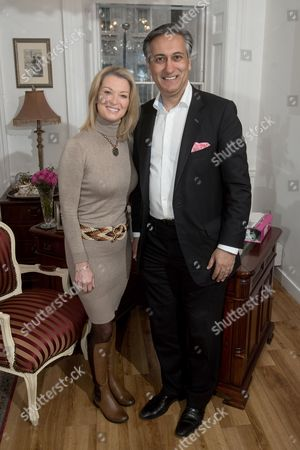 Editorial photo of Gillian Taylforth launches Silhouette Soft at the Harley Street Skin Clinic, London, Britain - 28 Jan 2015