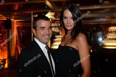 Arnaud and Jade Lagardere