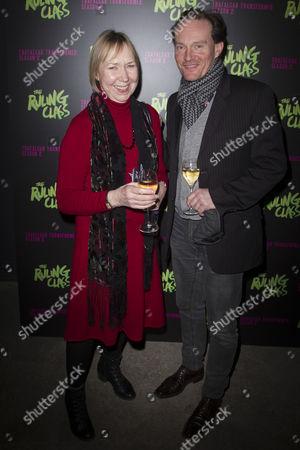Gabrielle Lloyd and Mark Meadows