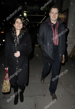 Esther Freud & David Morrissey