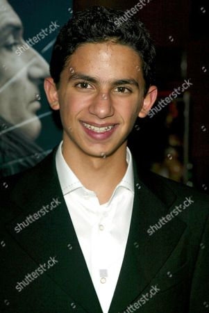 Editorial image of 'HOUSE OF SAND AND FOG' FILM PREMIERE, NEW YORK, AMERICA - 05 DEC 2003