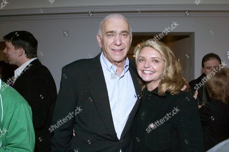Albert Ruddy and Wanda McDaniel Ruddy