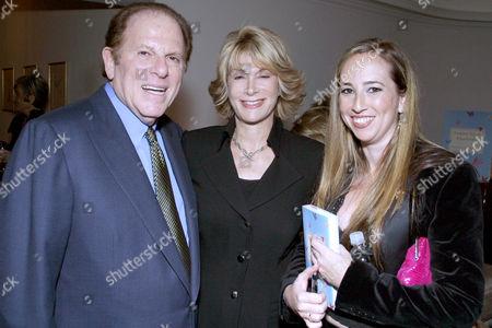 Arnold Koppelson, Ann Koppelson and Rebecca Bloom