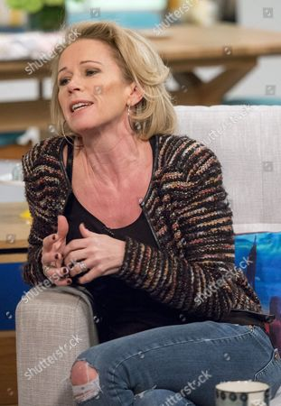 Editorial image of 'Lorraine' ITV TV Programme, London, Britain. - 29 Jan 2015