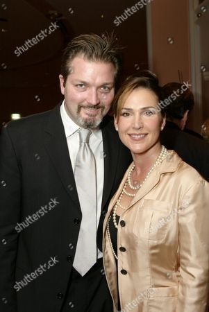 Christian Vincent and Peri Gilpin