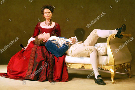 Editorial picture of 'LES LIAISONS DANGEREUSES' PLAY AT THE PLAYHOUSE THEATRE, LONDON, BRITAIN - DEC 2003
