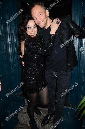 Editorial photo of West Thirty Six restaurant launch party at West Thirty Six, London, Britain - 29 Jan 2015