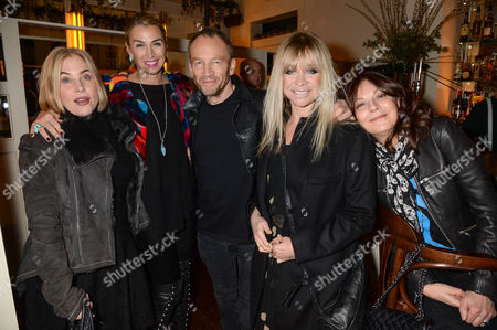 Editorial picture of West Thirty Six restaurant launch party at West Thirty Six, London, Britain - 29 Jan 2015