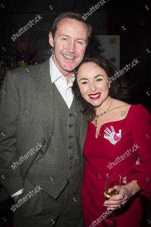 Editorial image of 'Di and Viv and Rose' play press night after party, London, Britain - 29 Jan 2015