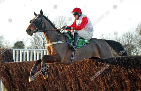 FOUROVAKIND (Michael Byrne) wins The Crystal Windows Handicap Chase Chepstow