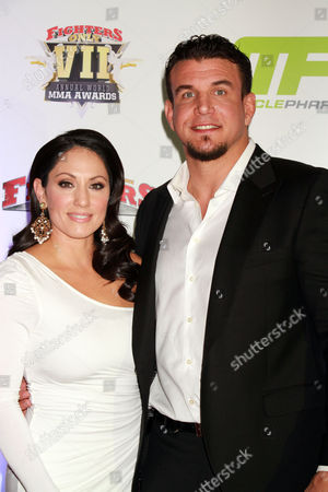 Jennifer Mir and Frank Mir