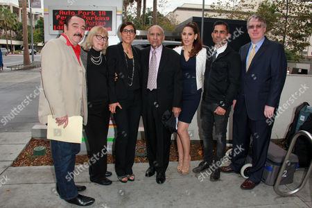 Editorial picture of Casey Kasem's Family Press Conference, Los Angeles, America - 30 Jan 2015