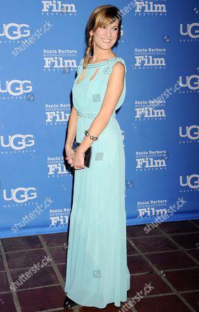 Editorial photo of Santa Barbara International Film Festival, Los Angeles, America - 30 Jan 2015