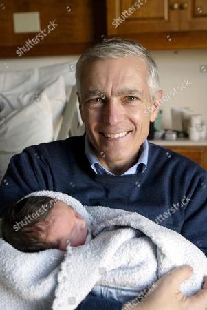 Wesley Clark III and grandfather General Wesley K Clark
