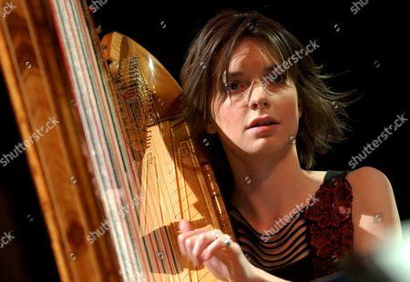 Catrin Finch, Karl Jenkins 60th Birthday Celebration Concert - 11 JAN 2004