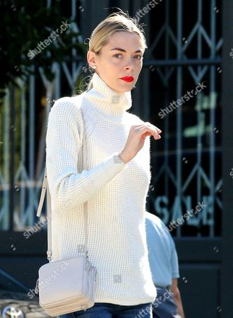 Editorial image of Jaimie King out and about, Los Angeles, America - 01 Feb 2015