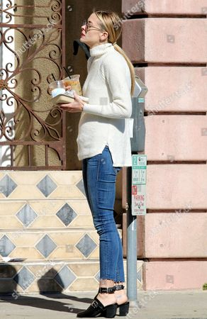 Editorial picture of Jaimie King out and about, Los Angeles, America - 01 Feb 2015