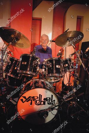 Editorial photo of The Yardbirds in concert at The 100 Club, London, Britain - 30 Jan 2015