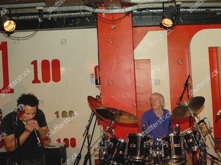 Stock Picture of The Yardbirds - Andy Mitchell and Jim McCarty