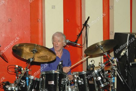 Editorial picture of The Yardbirds in concert at The 100 Club, London, Britain - 30 Jan 2015