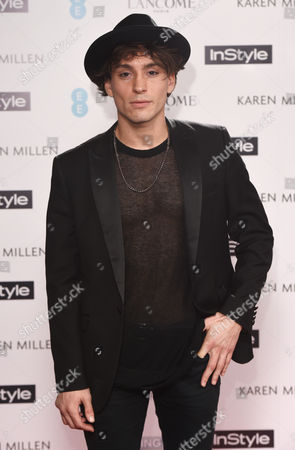 Editorial picture of Party hosted by EE and InStyle at the Ace Hotel ahead of the 2015 EE British Academy Film Awards, London, Britain - 02 Feb 2015