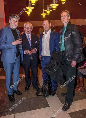 Editorial photo of British Library evening VIP launch of the Magna Carta show, London, Britain - 02 Feb 2015