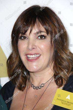Stock Picture of Danielle Brisebois