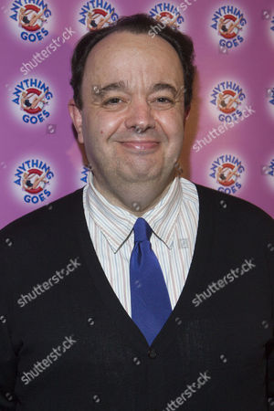 Editorial picture of 'Anything Goes' play press night, London, Britain - 02 Feb 2015