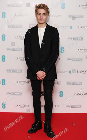 Editorial image of Party hosted by EE and InStyle at the Ace Hotel ahead of the 2015 EE British Academy Film Awards, London, Britain - 02 Feb 2015