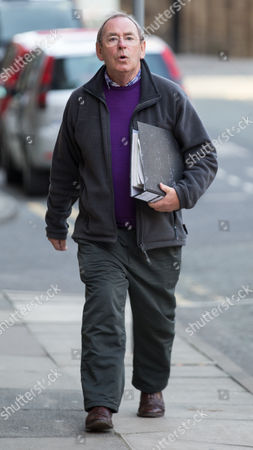 Editorial picture of Fred Talbot indecent assault trial, Manchester, Britain - 03 Feb 2015