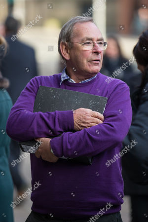 Editorial image of Fred Talbot indecent assault trial, Manchester, Britain - 03 Feb 2015