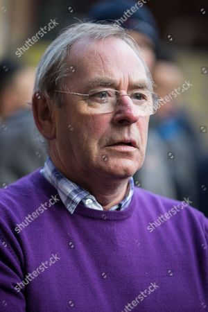 Stock Image of Fred Talbot